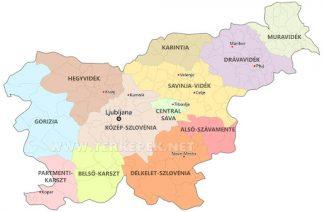 A szlovén kormány mozgáskorlátozást vezetett be több városban a tervezett tiltakozások miatt